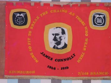 connolly-union-banner